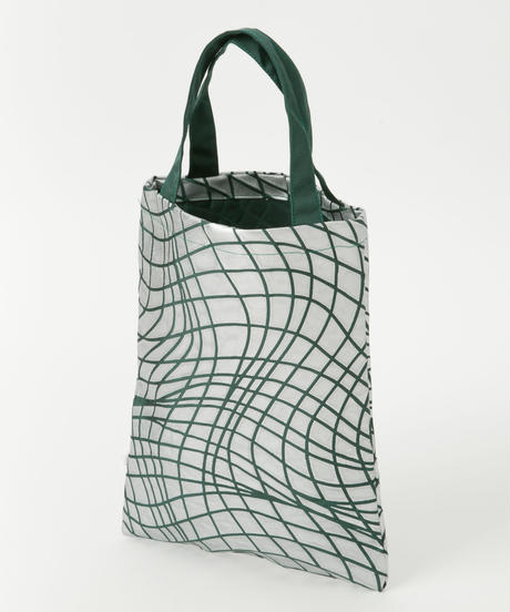 Distortion tote bag (GOLD , RED , GREEN , BLUE , WHITE ,BLACK)
