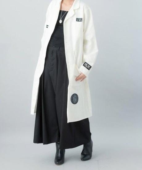 【21SS 受注予約商品】おおもりエンジニアコート ( white )