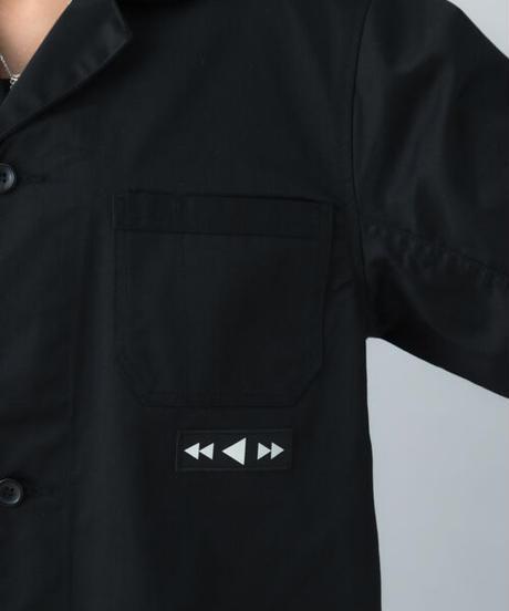 【21SS 受注予約商品】おおもりエンジニアコート ( black )