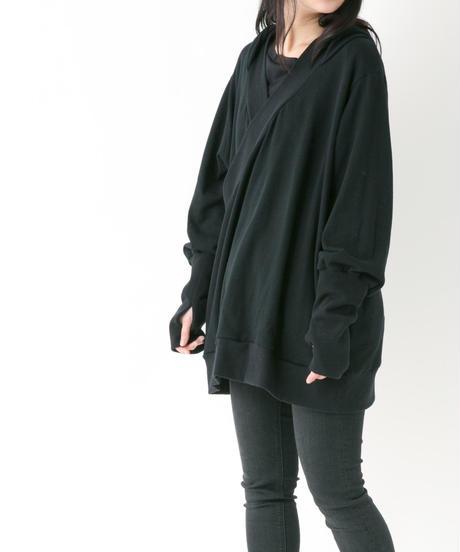 フード付きPO (BLACK , GRAY)
