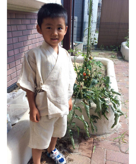 子供甚平(110)