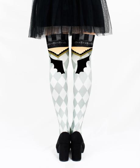 【復刻】MerryGORound OV-0170【小悪魔(白)】オーバーニー