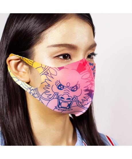 【オリジナル】MS-0229【りゅうこ】マスク
