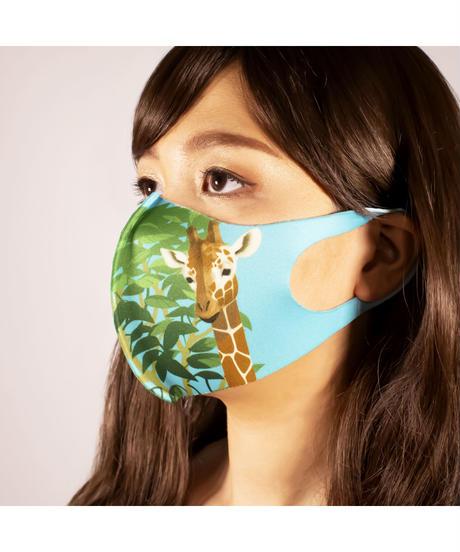 【オリジナル】MS-0233【きりん】マスク