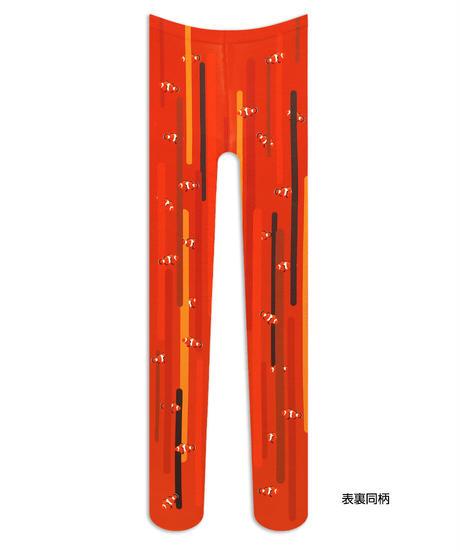 【オリジナル】8T-0074【クマノミ】タイツ