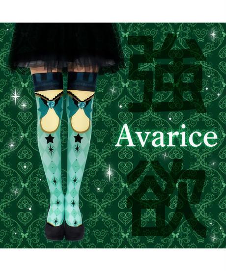 【復刻】MerryGORound OV-0168【小悪魔(緑)】オーバーニー