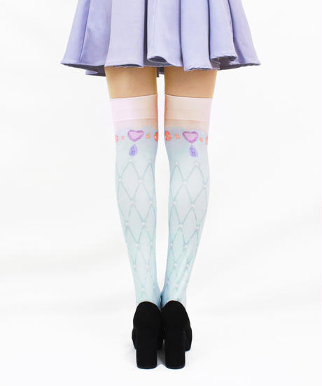 【復刻】MerryGORound OV-0149【宝石姫】オーバーニー