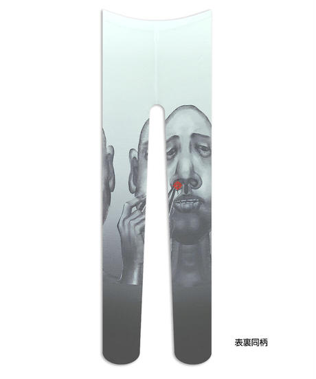 【オリジナル】8T-0089【鼻毛】タイツ