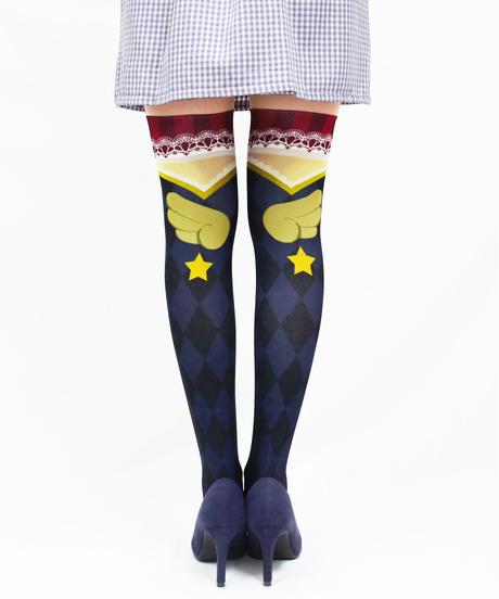 【復刻】MerryGORound OV-0158【魔法少女(空中ブランコ)】オーバーニー