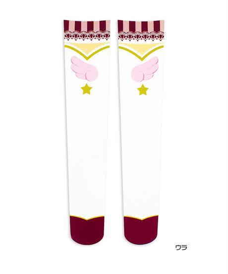 【復刻】MerryGORound OV-0154【魔法少女(赤)】オーバーニー