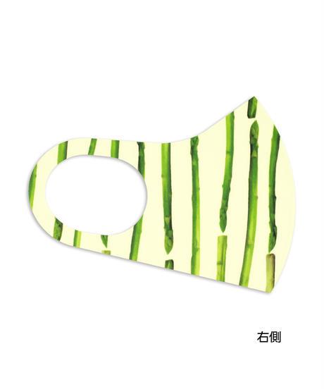 【オリジナル】MS-0202【アスパラストライプ】マスク