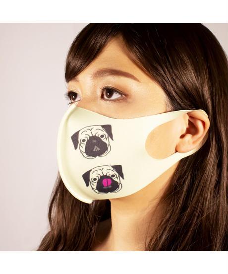 【オリジナル】MS-0210【パグ】マスク