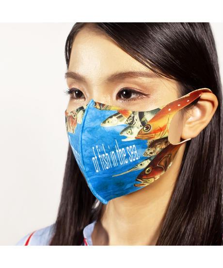 【オリジナル】MS-0197【FISHES】マスク