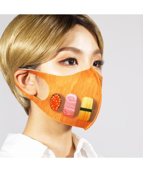 【オリジナル】MS-0211【お寿司食べたい】マスク