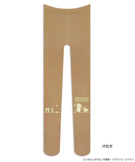 【キャラクター】ぼのぼの 8T-0047【さんぽ】プリントタイツ