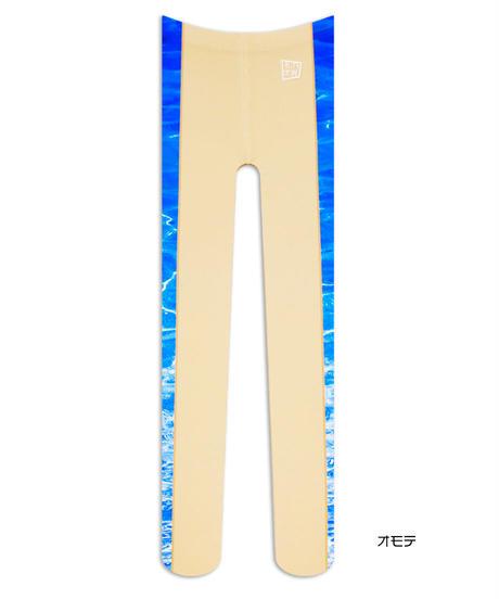 【オリジナル】8T-0192【私乃世界-波の綾】タイツ