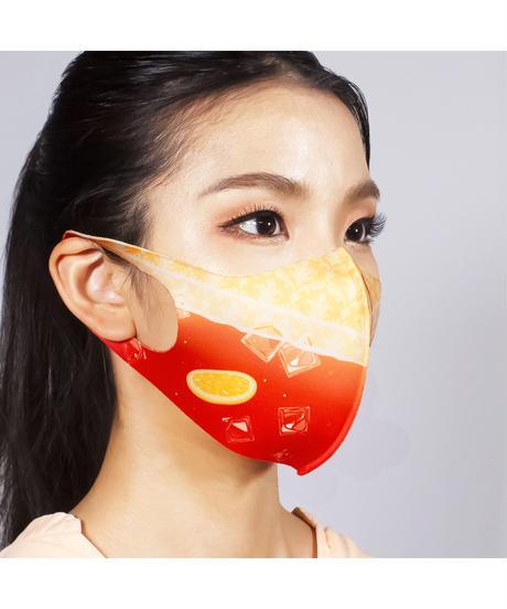 【オリジナル】MS-0215【アイスティー】マスク