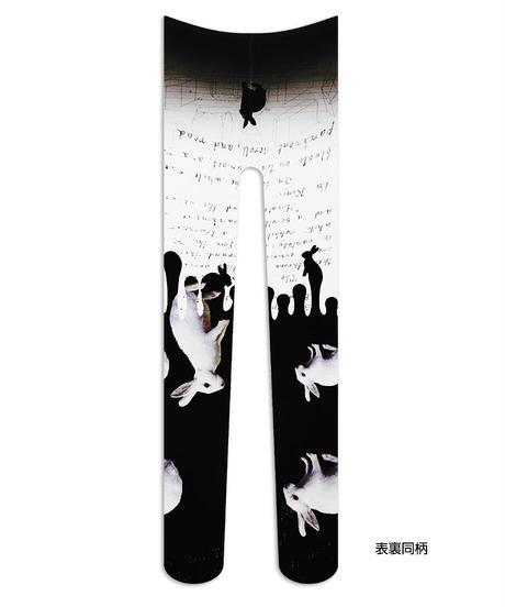 【復刻】SANATORIUM 8T-0052【ウサギ】タイツ
