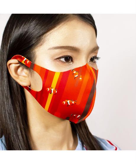 【オリジナル】MS-0195【クマノミ】マスク