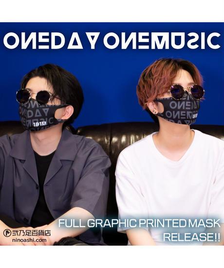 【新ブランド】MS-0237【ONE DAY ONE MUSIC】マスク