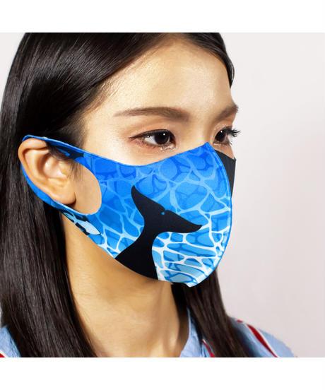 【オリジナル】MS-0194【シャチ】マスク