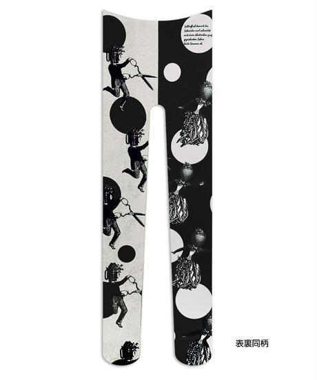 【復刻】SANATORIUM 8T-0053【コンラ】タイツ