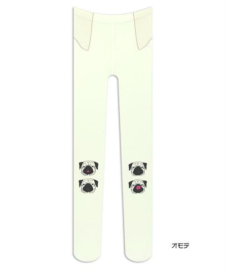 【オリジナル】8T-0093【パグ】タイツ