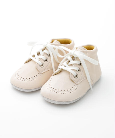 Lace Up Shoes : c/# Beige