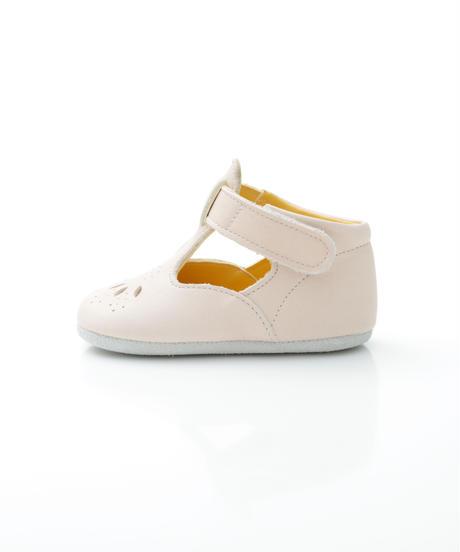 T-Strap Shoes    : c/# Beige
