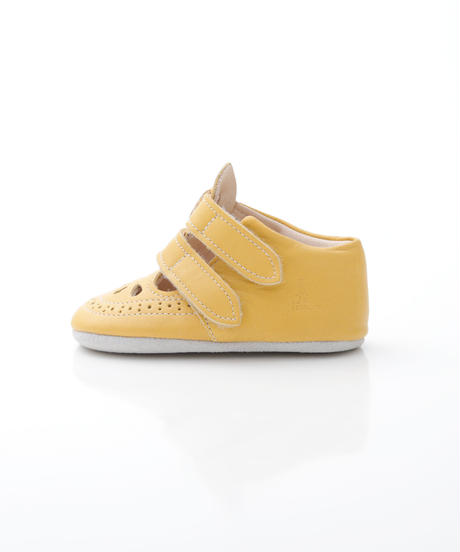 W Strap Shoes : c/# Yellow