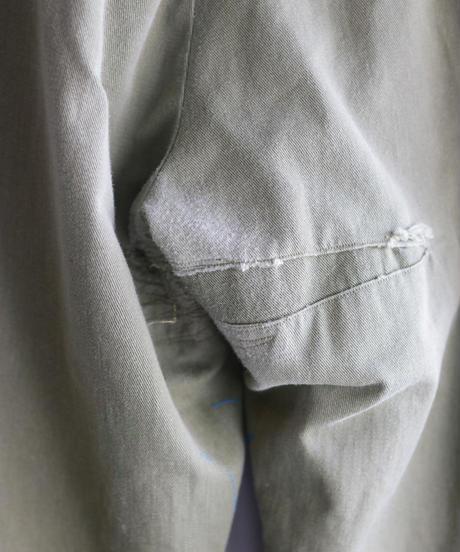 """""""ふたつの十字"""" Drawing for Hopes and Lore, Based on vintage military pants"""