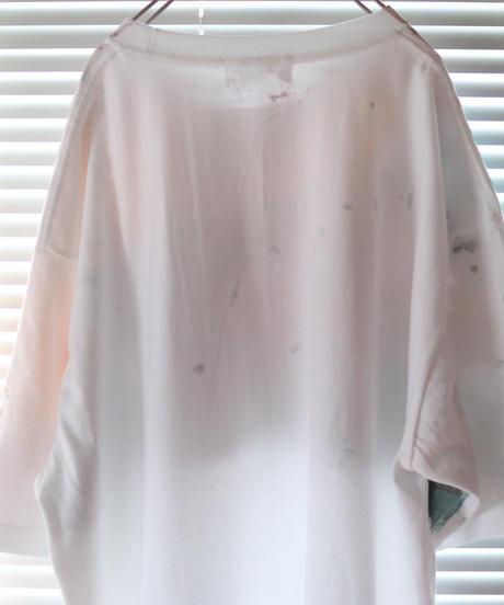 """""""六月の色彩交遊 第一色"""" Hand painted color T-shirts"""