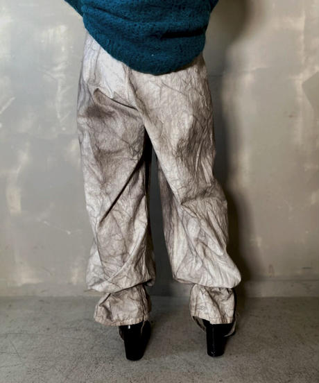 【USED】 Army Dyed Snow Pants / 201121-006