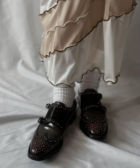 【USED】 Church's  Leather Shoes/210811-003