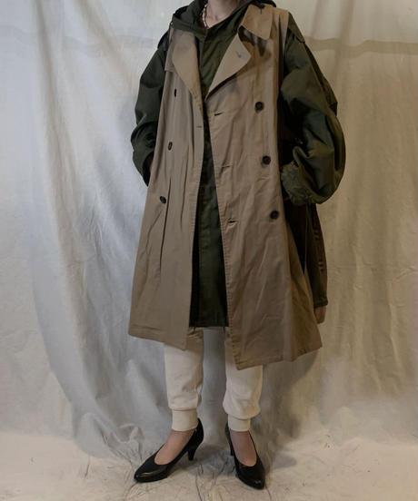 【RE;CIRCLE】 Trench Coat Vest③/210217-071
