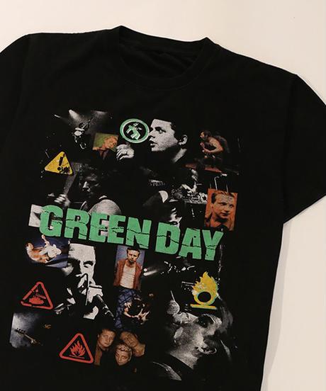 【Used】Punk Rock T-shirt  GREEN DAY (Punk Rock9)