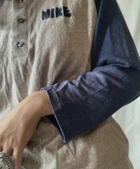 【USED】 L/S T-shirt NIKE①/210617-006