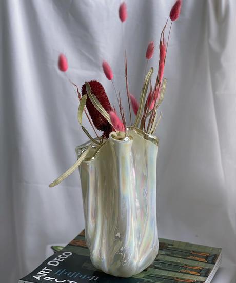 【USED】 Flower Vase 652