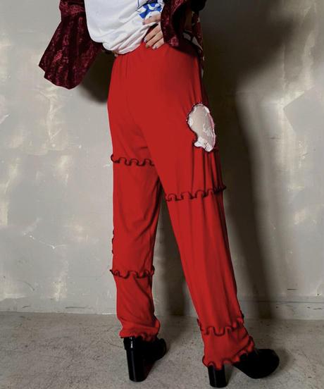 【RE;CIRCLE】 Mellow Spandex  Pants 9 / 201114-021