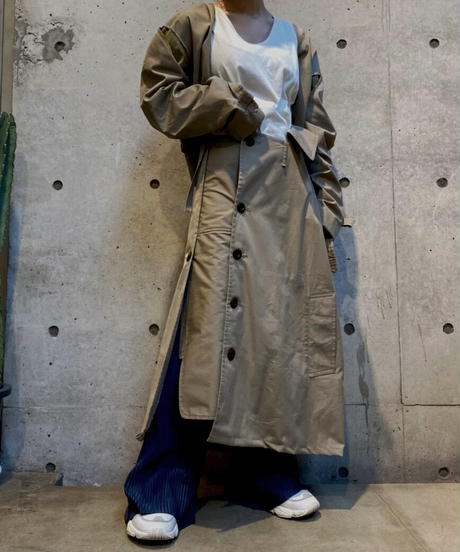 【RE;CIRCLE】Trench Remake Skirt / 2