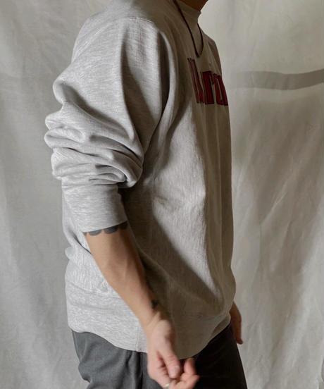 【USED】 80's USA Champion Reverse Weave Sweat Wharton / 210127-056