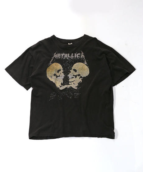 【Used】Heavy Metal Rock T-shirt  METALLICA (Heavy Metal Rock2)