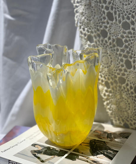 【USED】 Flower Vase 462