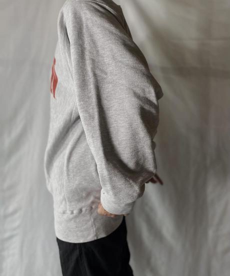 【USED】  90's USA Champion Reverse Weave Sweat WISCONSIN/210902-035