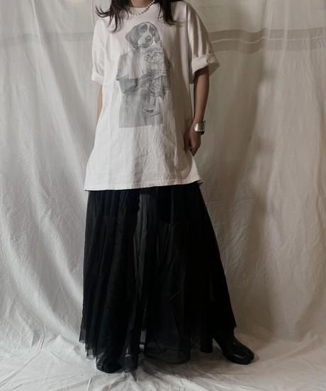 【USED】S/S T-shirt DOG⑩/210604-023