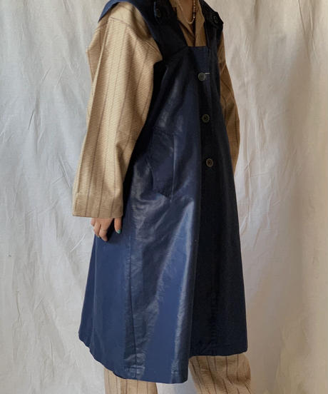 【RE;CIRCLE】 Remake Trench Dress /210318-003