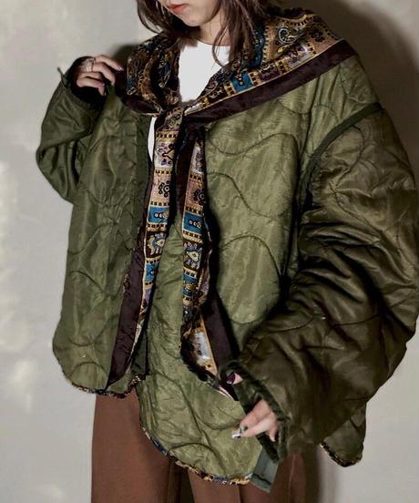 【RE;CIRCLE】 Remake Liner Jacket ③ / 201112-035