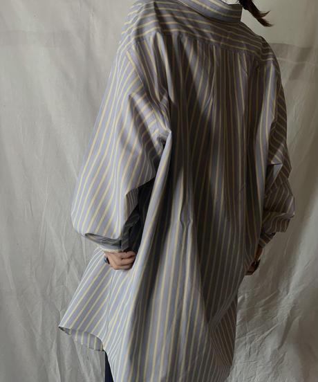 【USED】 Brooks Brothers L/S Strip Shirt 16/210624-019