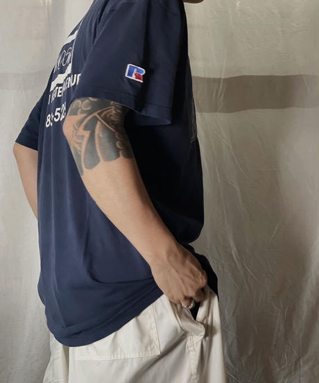 【USED】 S/S Team T-shirt MARINERS /210708-011