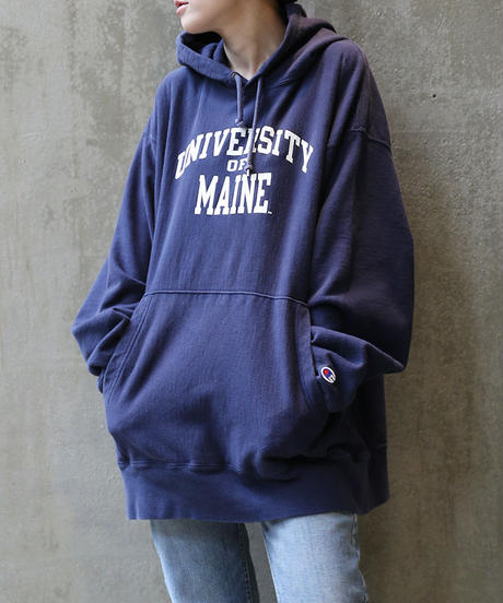 [USED] Champion Hoody Reverse Weave (3)